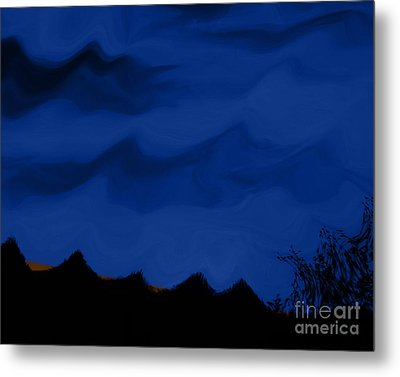 Colors At Dusk3 Metal Print