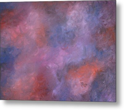 Colors Metal Print by Guillermo Mason