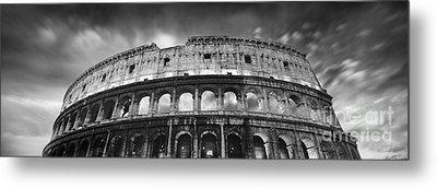 Colosseum - Rome Metal Print by Rod McLean