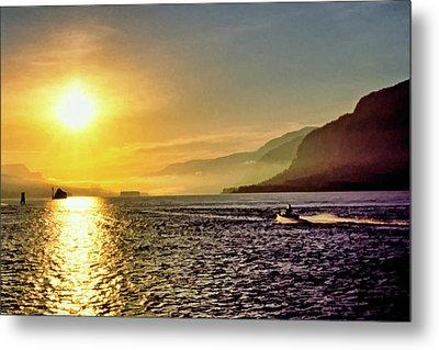 Columbia River 001 Metal Print