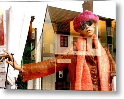 Come On Into My World Metal Print by Jez C Self
