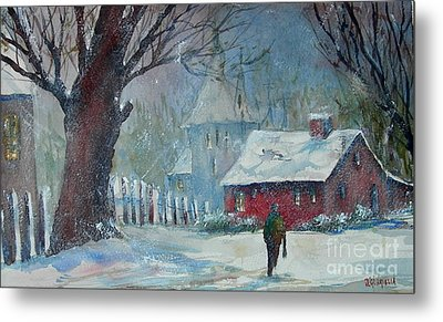 Coming Home 2 Metal Print by Joyce A Guariglia