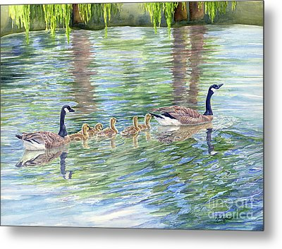 Commitment Metal Print by Malanda Warner