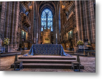 Complete Faith Metal Print by Ian Mitchell