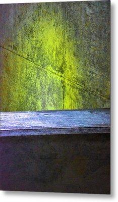 Concrete Love Metal Print by Raymond Kunst