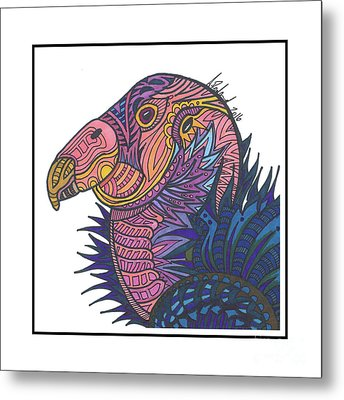 Condor #15 Metal Print