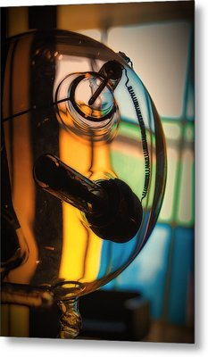 Metal Print featuring the photograph Conical by Tim Nichols