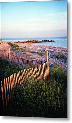 Connecticut Summer Metal Print by John Scates