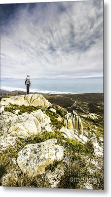 Conquering Trial Harbour Metal Print by Jorgo Photography - Wall Art Gallery