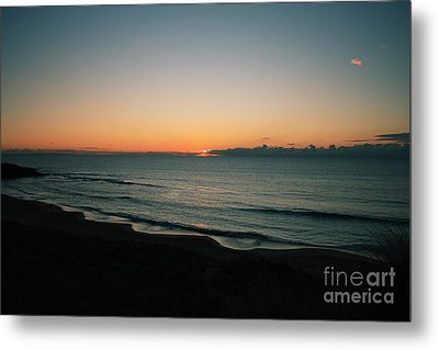 Constantine Sunset Metal Print by Carl Whitfield