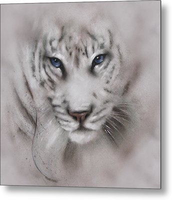 Contemplation Metal Print by Jackie Flaten