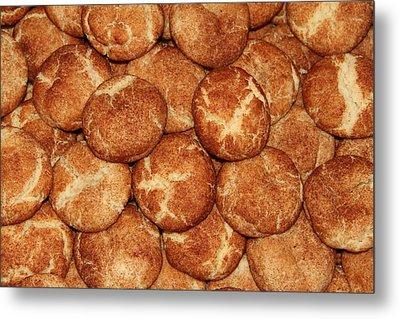 Cookies 170 Metal Print