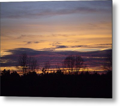 Metal Print featuring the photograph Cool Breeze by Robin Coaker