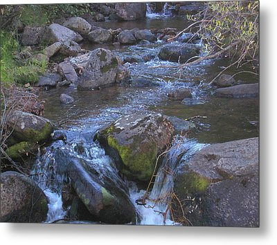 Metal Print featuring the photograph Cool Creek by Tammy Sutherland