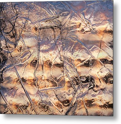 Metal Print featuring the photograph Cool Ice by Sami Tiainen