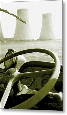 Cooling Commer Metal Print by Jez C Self