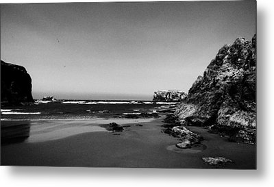 Coquille Point II Metal Print