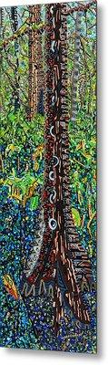 Corkscrew Swamp Sanctuary 2 Metal Print by Micah Mullen