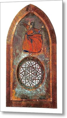 Cosmic Dervish Metal Print