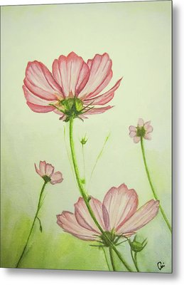 Cosmos Way Metal Print
