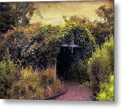 Country Charm Metal Print by Jessica Jenney