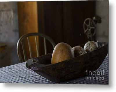Metal Print featuring the photograph Country Kitchen by Andrea Silies
