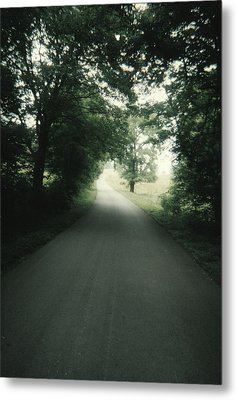 Country Road Metal Print by Utopia Concepts