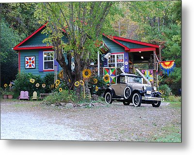 Country Store  Metal Print