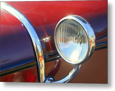 Metal Print featuring the photograph Cowl Light by Lynn Bawden