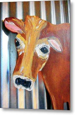 Cows 4 Metal Print