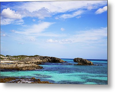Cozumel Mexico Metal Print by Marlo Horne