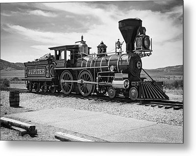 Cprr No. 60 - The Jupiter Metal Print by Rick Pisio