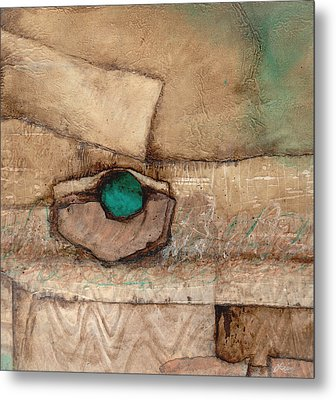 Cradled In Love Metal Print by Laura  Lein-Svencner