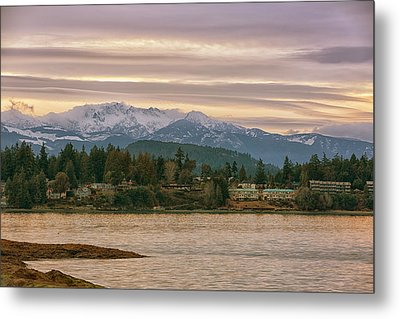 Metal Print featuring the photograph Craig Bay by Randy Hall