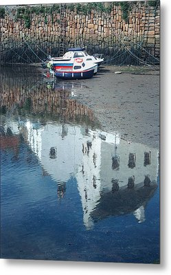 Crail Reflection I Metal Print