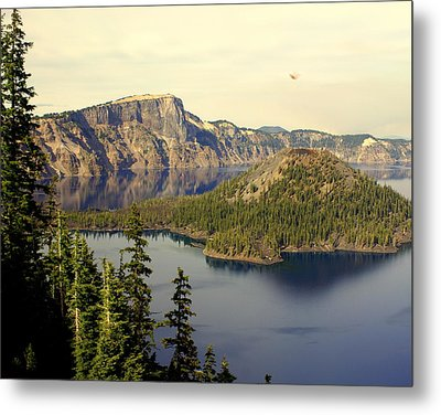 Crater Lake 6 Metal Print by Marty Koch