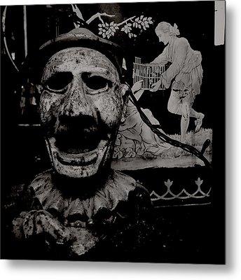 Creepy Old Stuff IIi Metal Print by Marco Oliveira