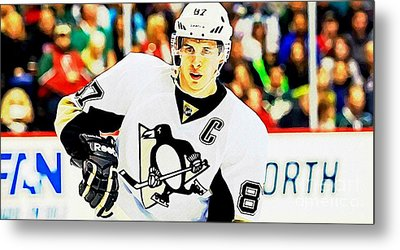 Crosby Eighty Seven Metal Print by John Malone