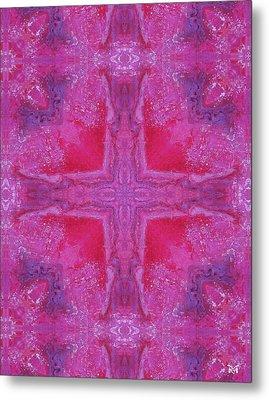 Cross Of Love Metal Print