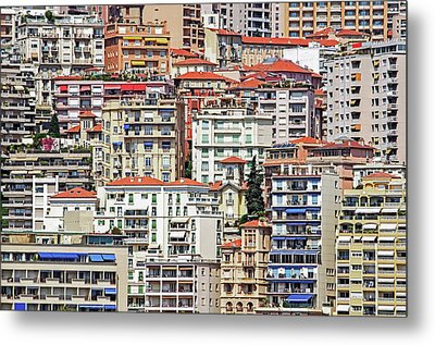 Crowded House Metal Print