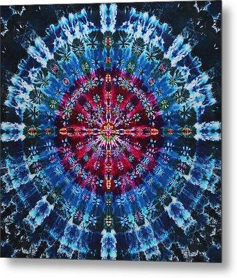 Crown Quasar Fusion Metal Print by Courtenay Pollock