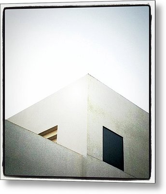 Metal Print featuring the photograph Cubes II by Kevin Bergen