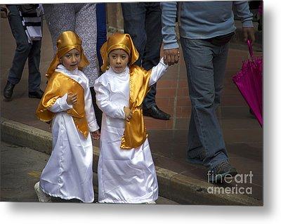 Cuenca Kids 644 Metal Print