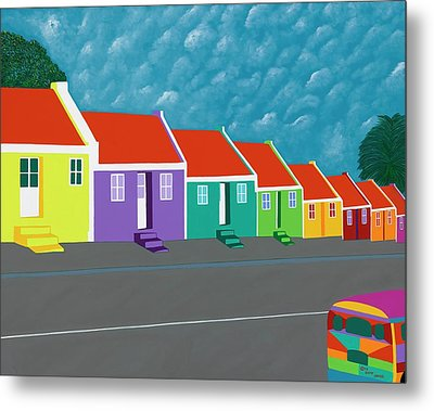 Curacao Dreams IIi Metal Print