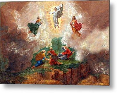 D. Nollet The Transfiguration Metal Print