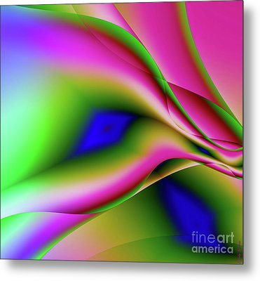 Dalliance Metal Print by Mindy Sommers