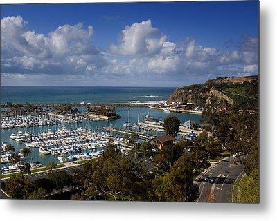 Dana Point Harbor California Metal Print