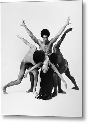 Dance: Alvin Ailey Metal Print by Granger