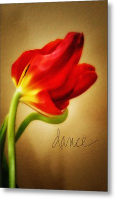 Dance Metal Print by Mary Timman