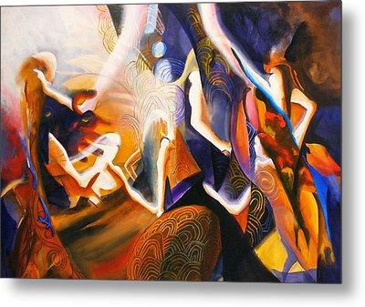 Dance Of The Druids Metal Print